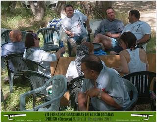 VII JORNADAS GANCHERAS EN EL RIO ESCABAS - PRIEGO 2013   by JOSE-MARIA MORENO GARCIA = FOTOGRAFO HUMANISTA