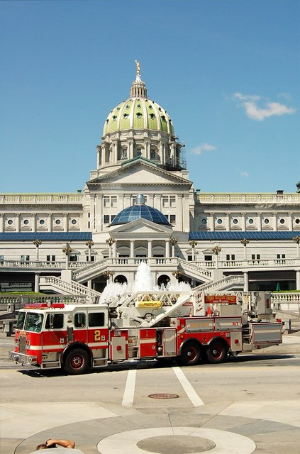 Harrisburg Bureau of Fire, Pennsylvania Tower 2