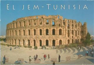 Amfiteatro El Jem - Tunisia