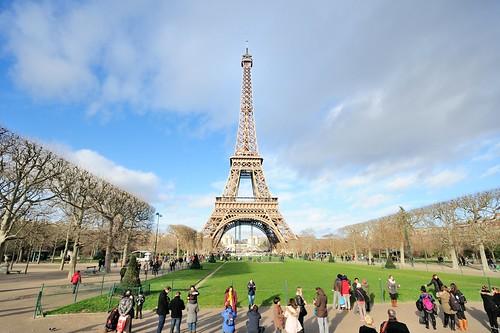 Eiffel . Colorful | by h.rav