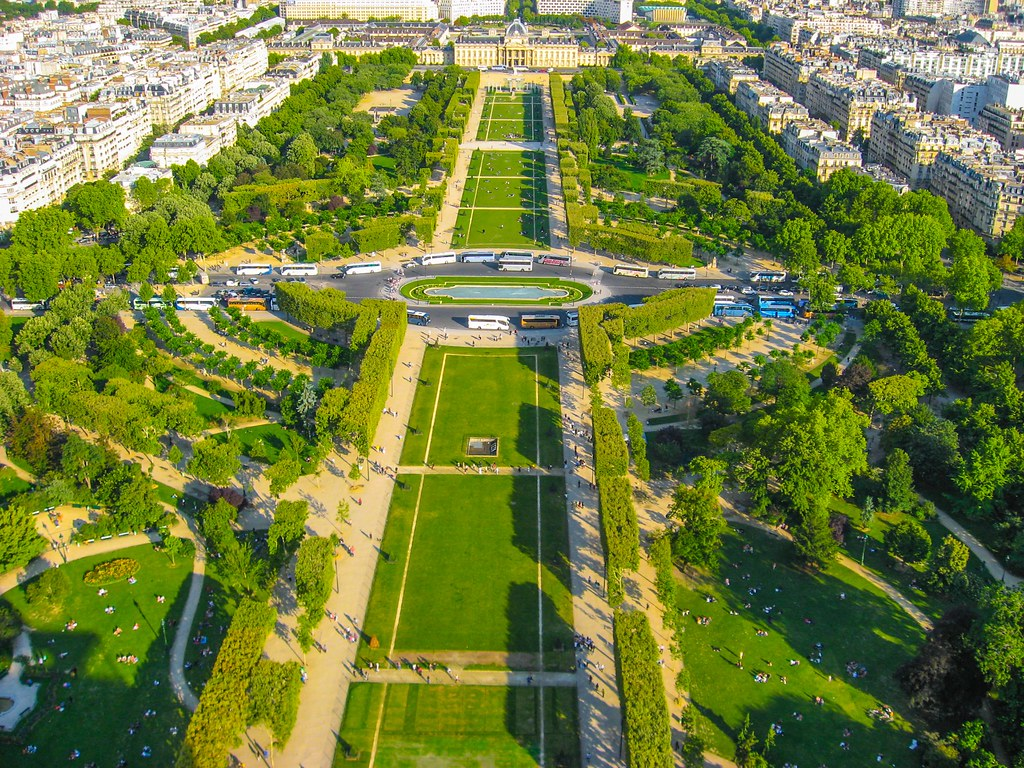 Champ de Mars - Paris