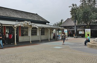 IMG_7536 Ji-ji Train Station | by 中途下車