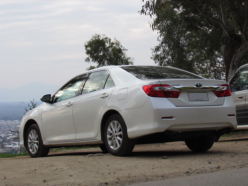 Toyota Camry 2.5 LEi 2013 | by RL GNZLZ