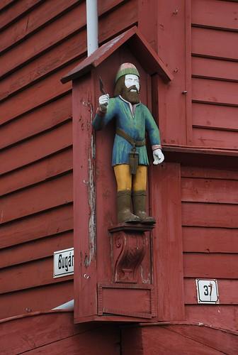 noruega bergen 2008 escultura estatua patrimoniodelahumanidad worldheritage whl0059