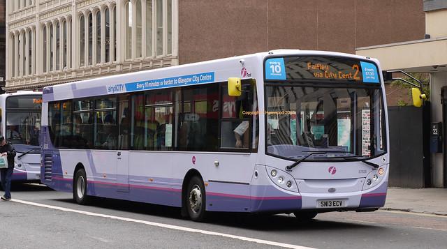 First Glasgow 67828 (SN13ECV)