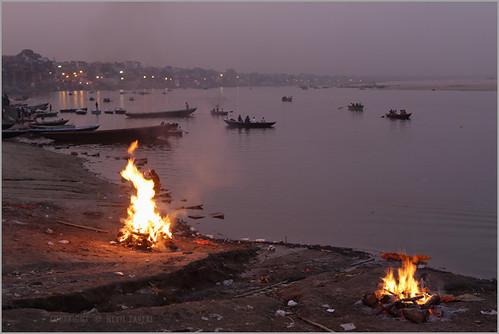 holy smoke!, varanasi