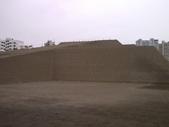Lima - Huaca Huallamarca