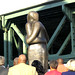 Full size bronze reconciliation statue by Stephen Broadbent unveiled in Richmond, Virginia.