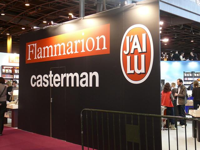 J'ai Lu Casterman Flammarion Gallimard