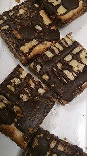 Rolo Cheesecake Bar   by CLNH Lunchbox Cafe