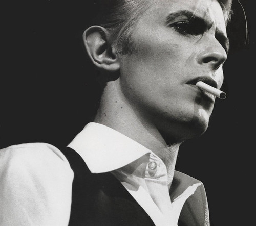 David Bowie (1129x1000) | by stratopaul