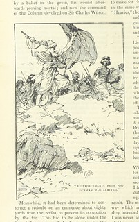 Image taken from page 542 of 'Illustrated Battles of the Nineteenth Century. [By Archibald Forbes, Major Arthur Griffiths, and others.]'