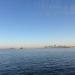 Image: Alcatraz, Bay Bridge, SF Skyline