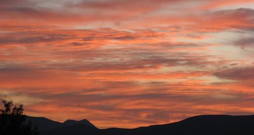 newmexico sunrise sandiapark