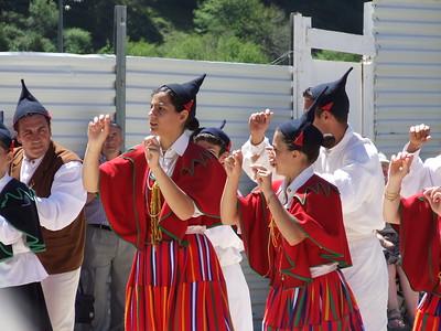 Madeira - Curral das Frieras - Folk Dancers