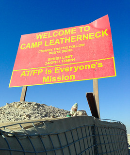 Camp Leatherneck | by kaszeta