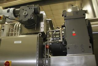Heavy duty Siemens drive
