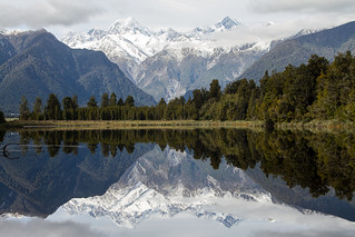 Mirror - Lake Matheson, New Zealand (explored) | by Geee Kay