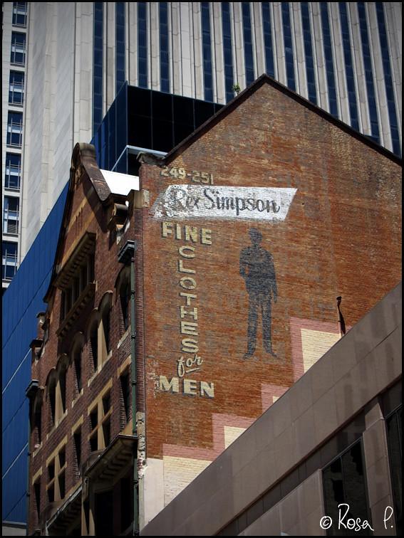 Sydney - wall