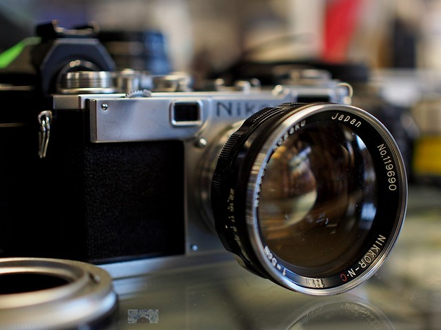 A visit to the toy store and admired some old gear while test driving a new lens (Olympus 25mm f1.8.).