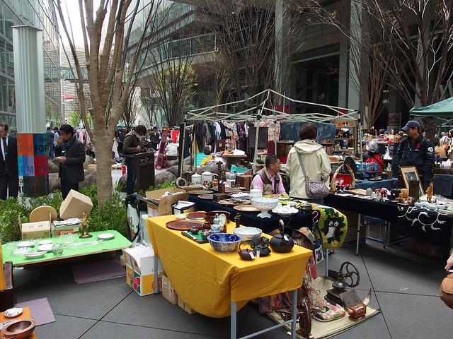 Oedo Antique Market @ International Forum @ Yurakucho