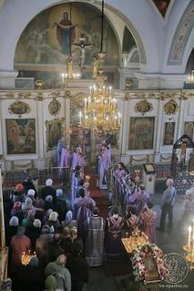 Литургия в Покровском соборе 275