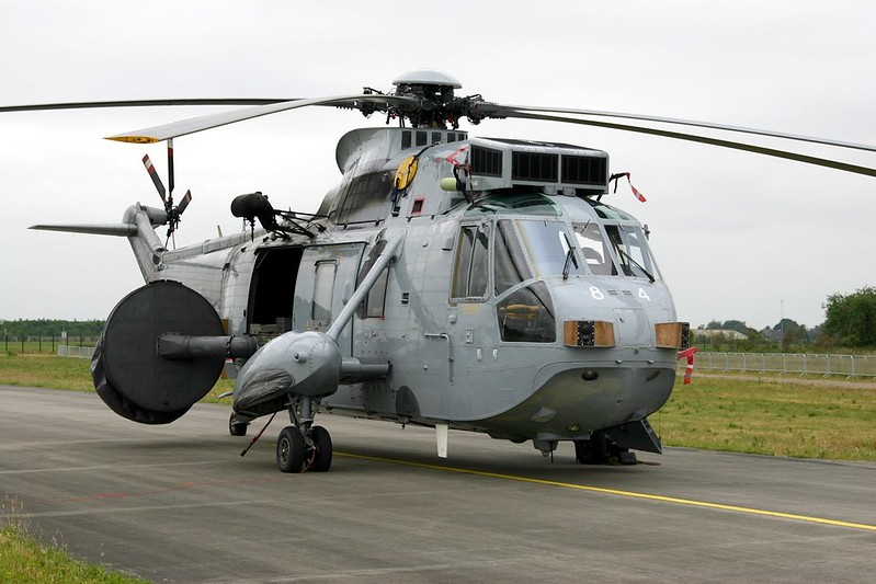Westland Seaking Mk7 6