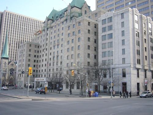 Lord Elgin hotel, Ottawa   by swordflower