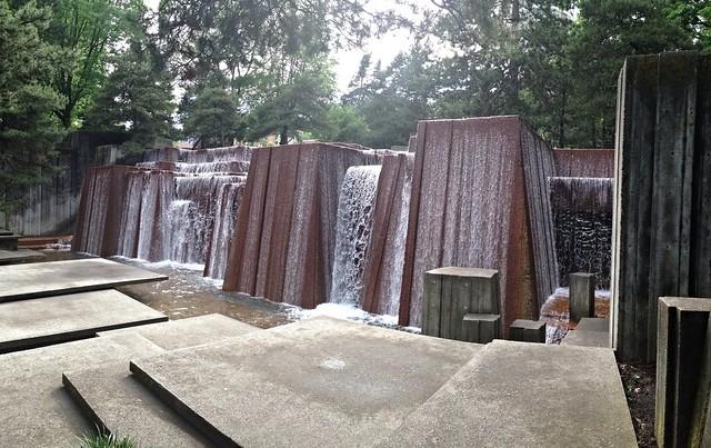 The Ira C. Keller Fountain