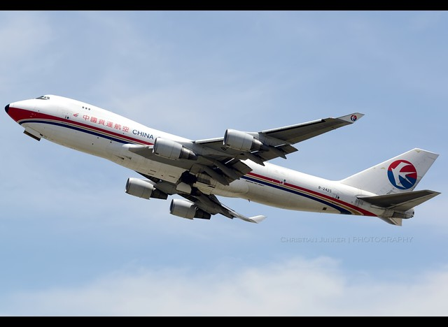 B747-40B/F/ER   China Cargo Airlines   B-2425   HKG