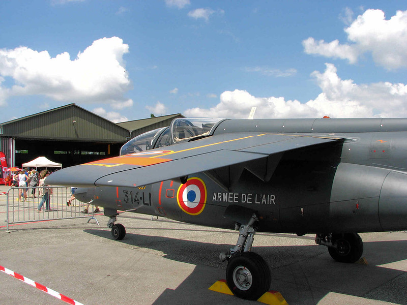 Dornier Alpha Jet Walk Around (9)