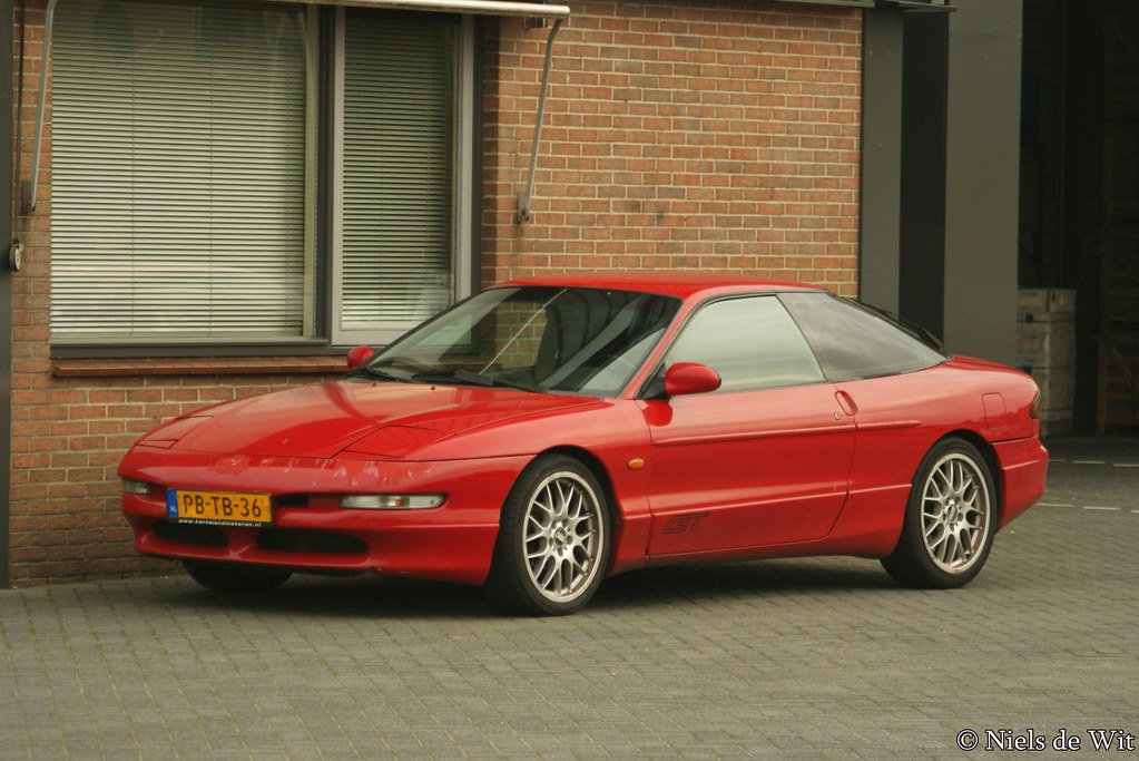 ford probe 1996 gt
