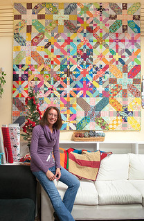Me & My xPlus Quilt at the Show