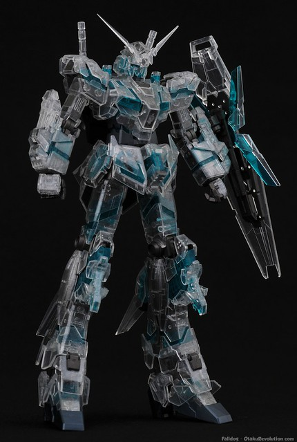 MG Clear Full Armor Unicorn - Snap Fit 9