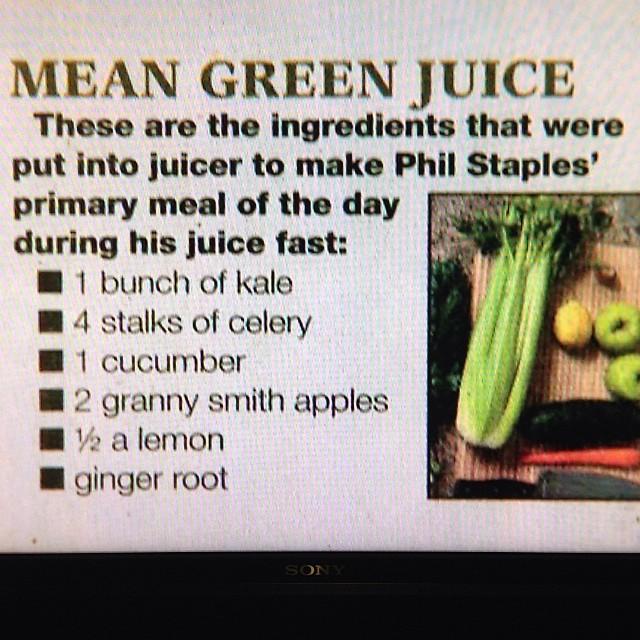 Philstaple Juice Recipe Via Fat Sick Nearly Dead Doc Flickr
