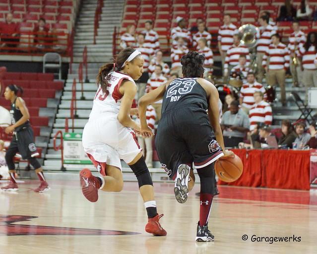 University of Arkansas Razorbacks vs South Carolina Basketball