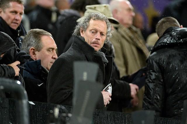 Anderlecht - Club Brugge (26 januari 2014)