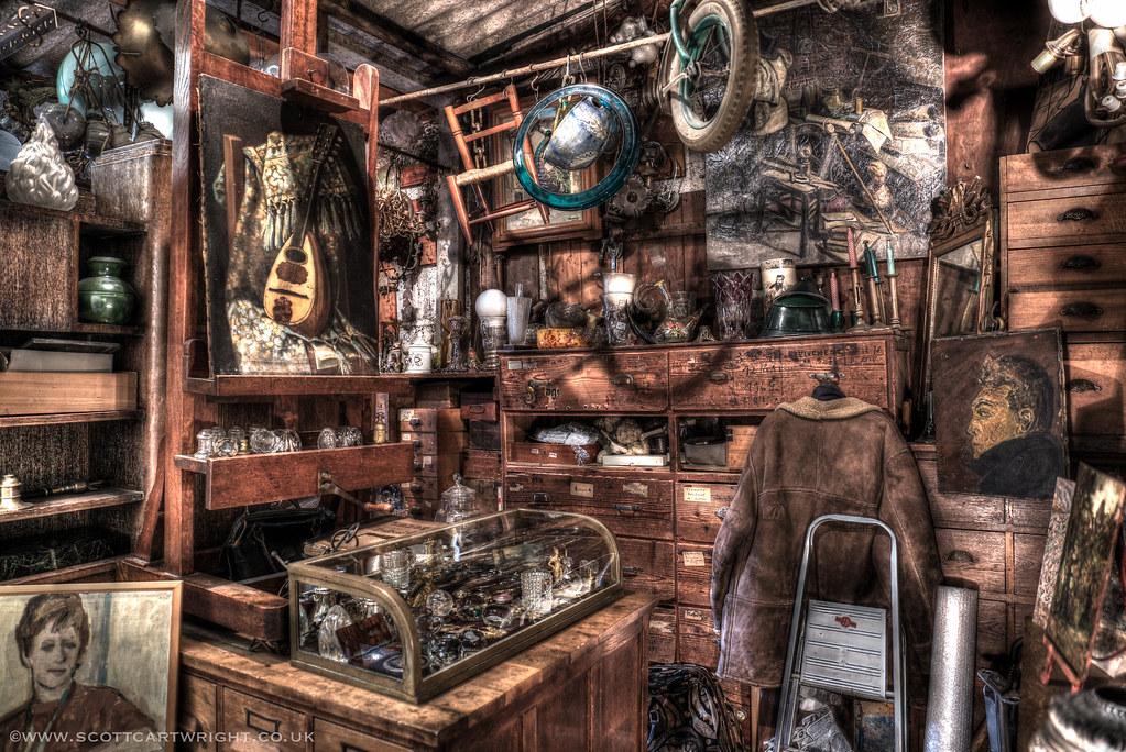 Antique Shop HDR