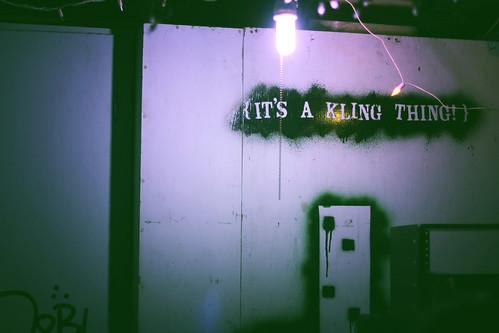 It's a Kling Thing!