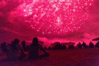 Red(ish) at Night | by VBuckley.com