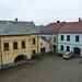 Polná – bývalé židovské ghetto, foto: Petr Nejedlý