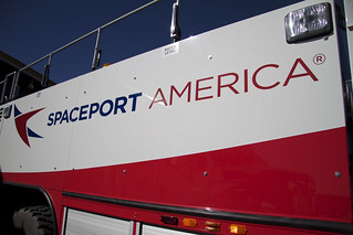 Livery on Spaceport America ARFF | by Spaceport America
