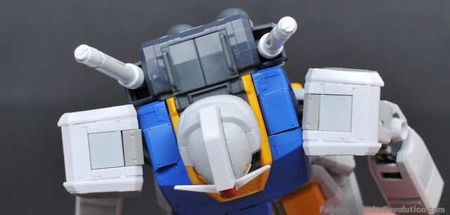 MG RX-78-2 Gundam Ver 3 9