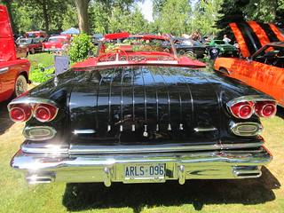 1958 Pontiac Parisienne,Autofest 2013,Lake View Park Oshawa 206