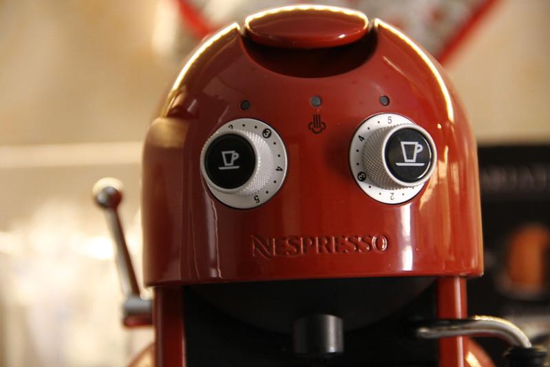 Nespresso Maestria