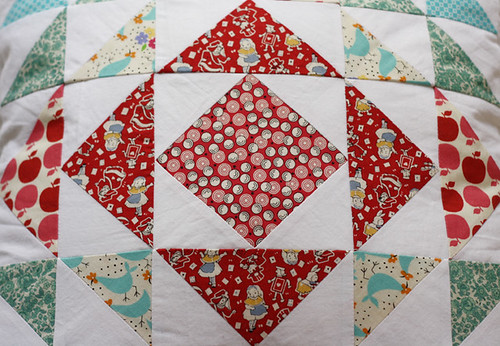 Quilting Happiness Pillow