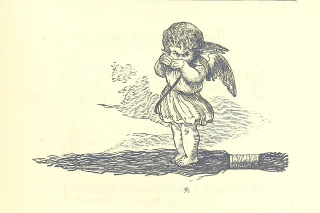 Image taken from page 605 of '[Love Lyrics and Valentine Verses, for young and old. [E. M. Davies. With illustrations.]]'