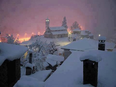 Αποτέλεσμα εικόνας για μέτσοβο χιονισμενο