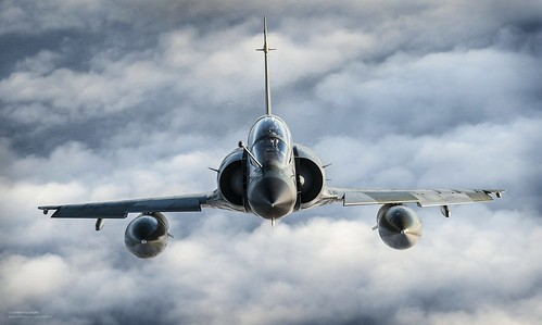 French Mirage 2000N | by Defence Images