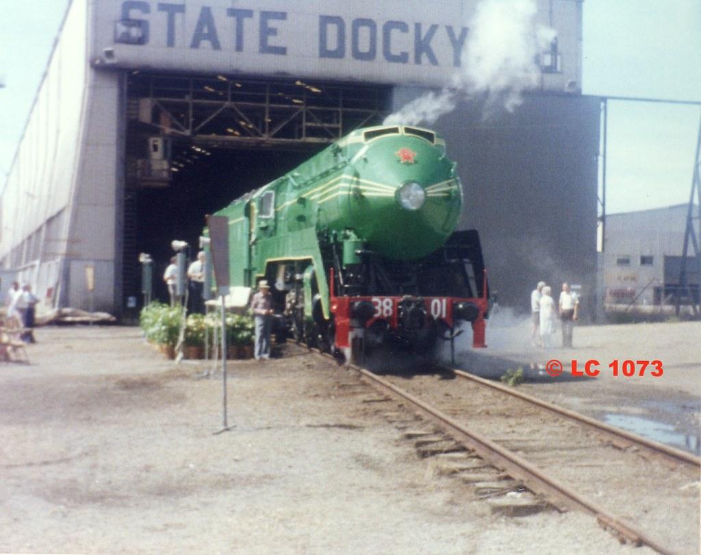 3801 State Dockyard 15-11-1986 by LC1073